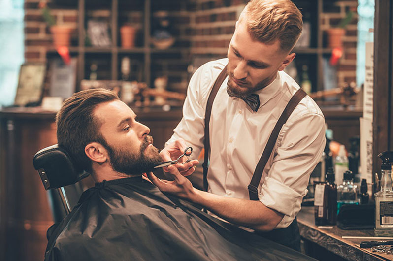Paradise Grooming For Men Beard Shaping Services