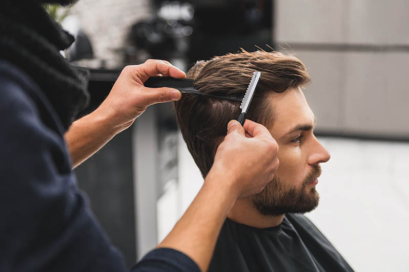 Paradise Grooming For Men Hair Styling