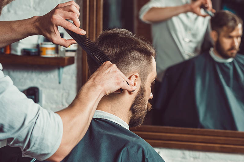 Paradise Grooming For Men Hair Cutting
